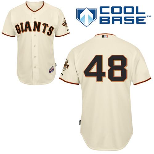 separation shoes 9dd16 d8f67 Pablo Sandoval #48 : Cheap MLB Jerseys & Baseball Jersey ...